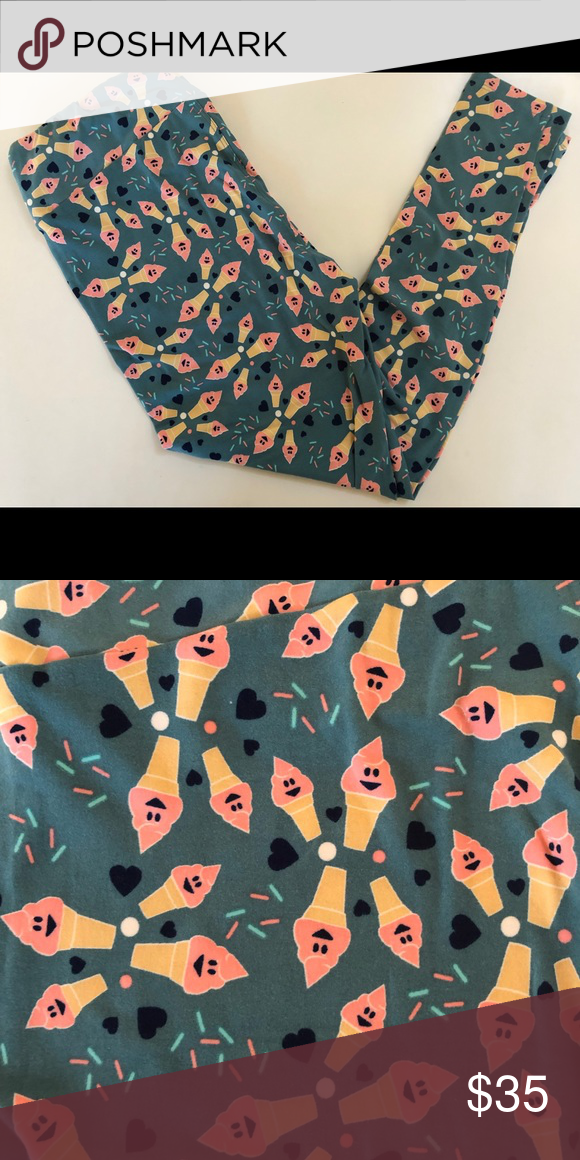 LuLaRoe TC Ice cream cones