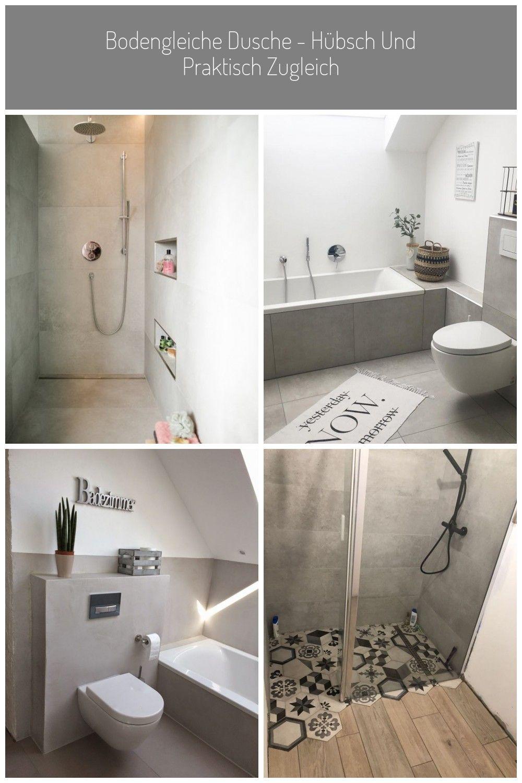 Bodengleiche Duschen Liegen Voll Im Trend Denn Sie Sind
