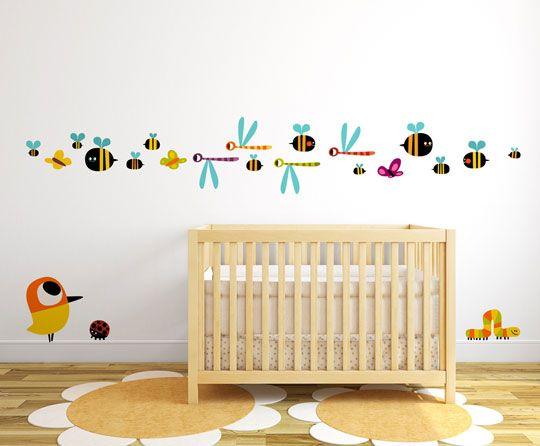 Vinilos Decorativos para la habitacion del Bebe - Para Más ...