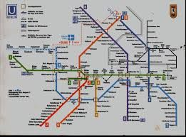 Mapa Metro Berlin Pdf.Berlin Metro Map Pdf Google Search In 2019 Berlin City