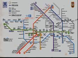Berlin Metro Map Pdf Google Search Moda De Verao