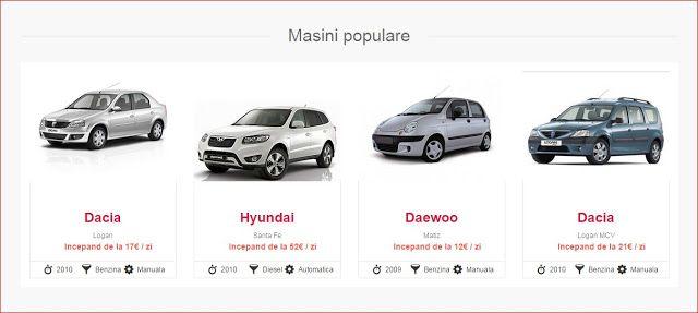 Rostiri: Ai nevoie de un mijloc de transport personal pe o perioada mai indelungata? Apeleaza la o firma de rent a car!