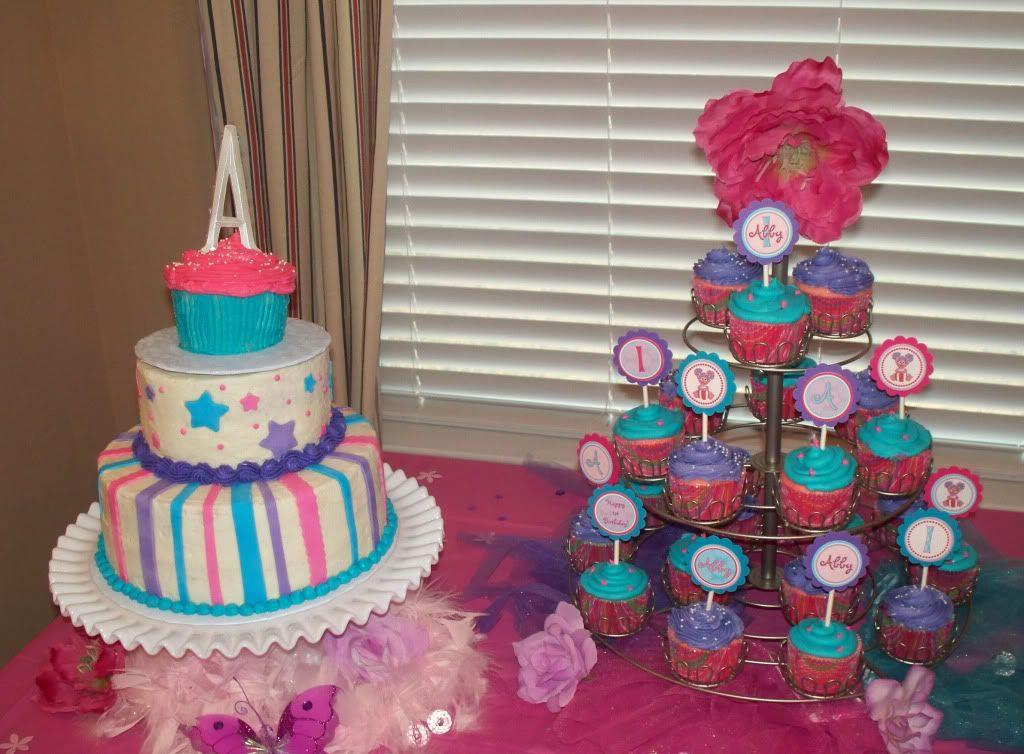 Portfolio Abby Cadabby Birthday Cake Birthday desserts