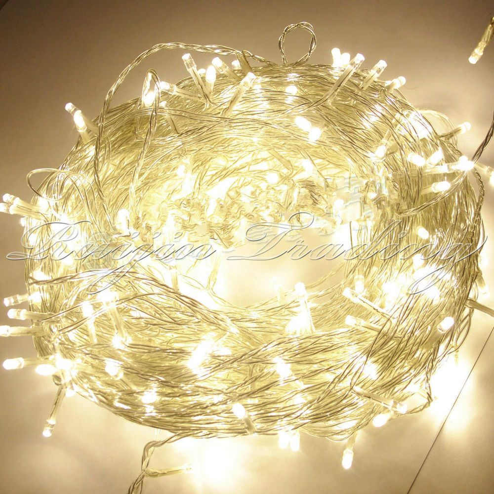 Decorative Indoor String Lights Stunning 100200300400500 Led String Fairy Lights Indooroutdoor Xmas Design Ideas