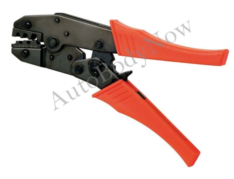 cordless crimping tool sg tool aid 18930 ratcheting crimper for weatherpack terminal