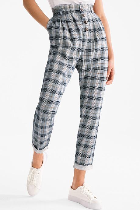 Spodnie Paperbag W Krate Pajama Pants Fashion Pajamas
