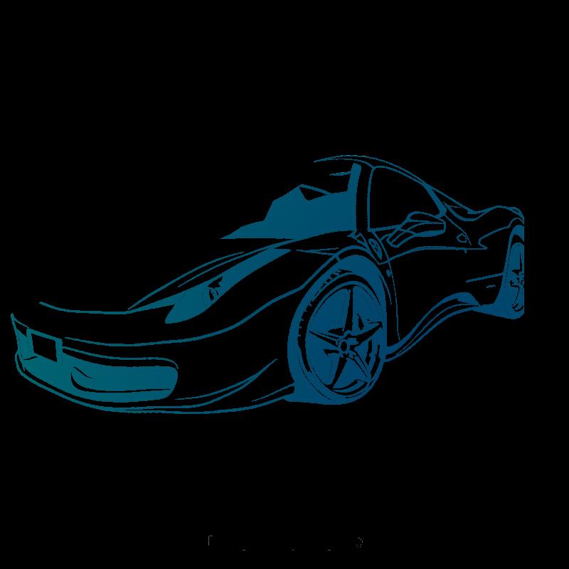 Roadster Bleu De Vecteur Clipart Voiture Voiture De Sport Cartoon Voiture Fichier Png Et Psd Pour Le Telechargement Libre Dessin Voiture Clipart Png
