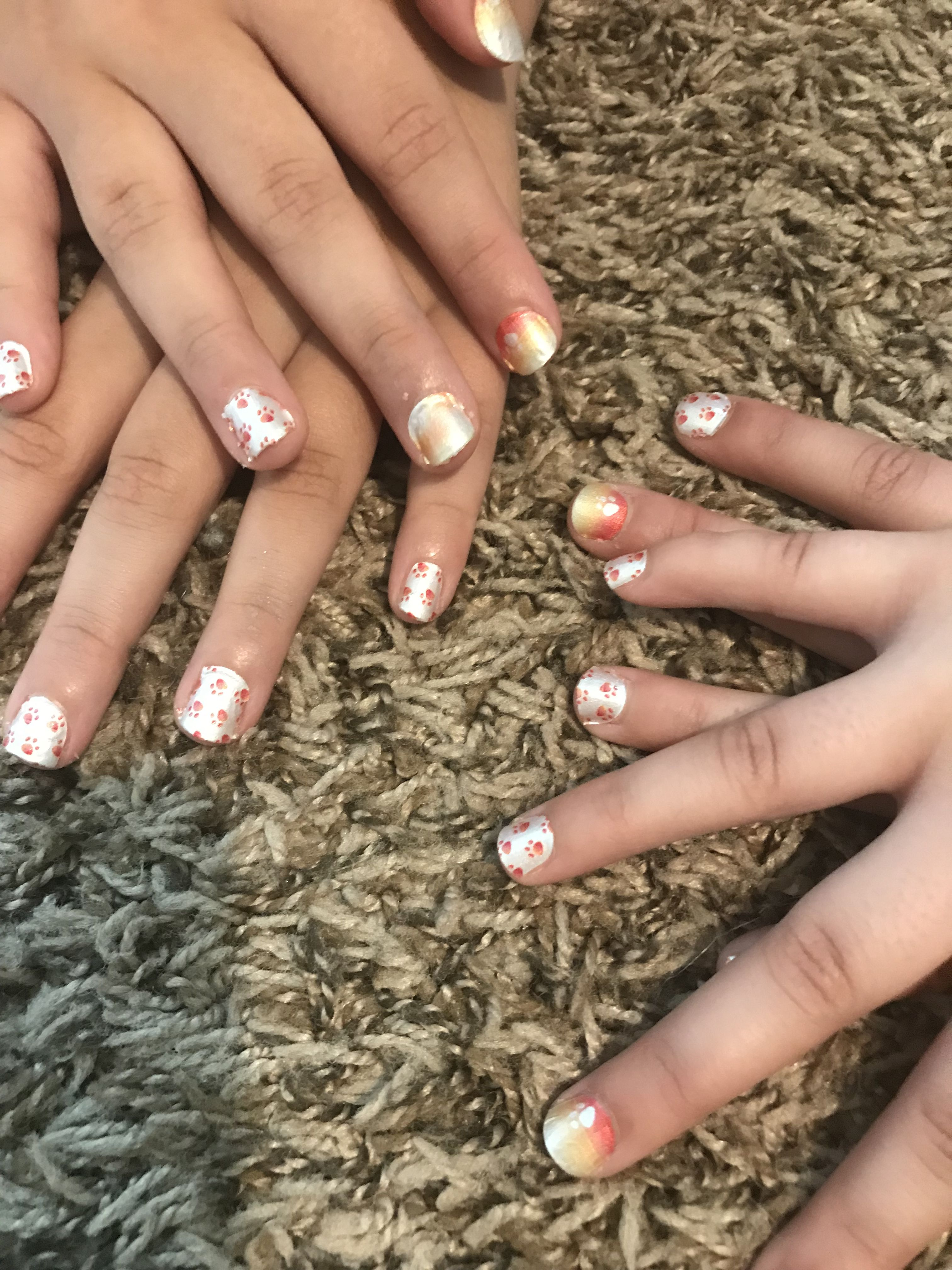 Color Street Cause For The Paws Color Street Nails Pretty Nails Nail Polish
