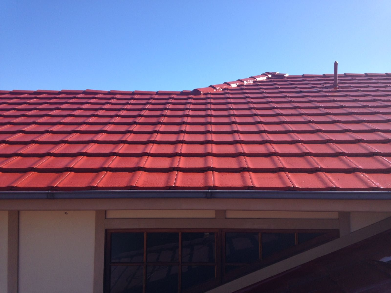 As A Professional Roofrestoration Service Provider High Class Roofing Has Been Proudly Restoring Roofs In And Around Sydney For Roof Paint Concrete Roof Tiles Roof Restoration