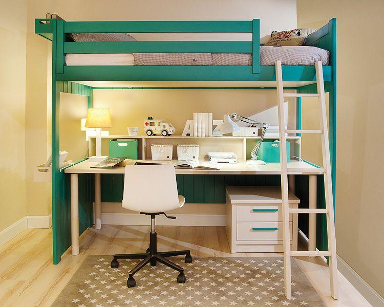 Añade Estilo A Su Dormitorio Diseño Infantil Y Juvenil Litera
