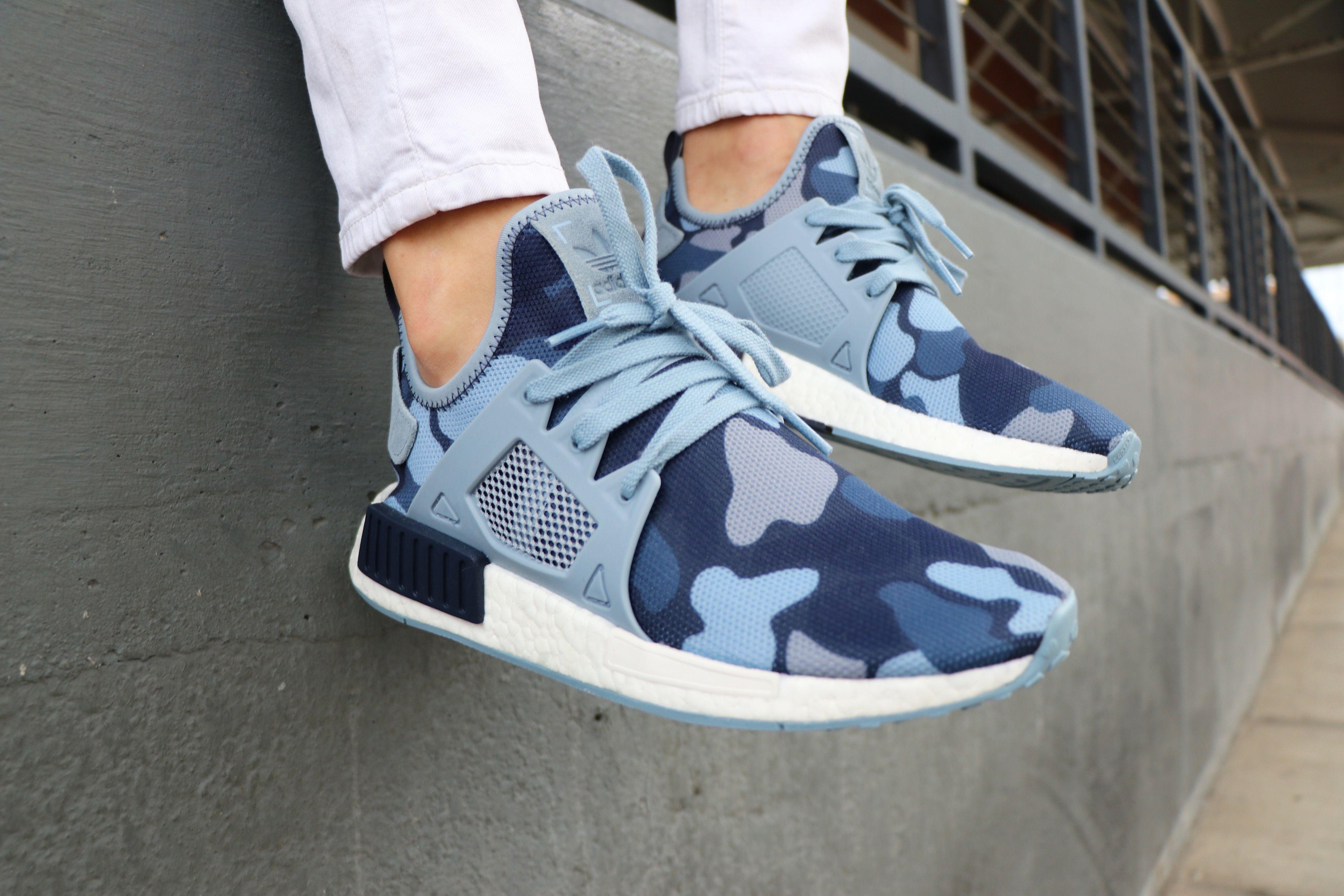 new concept f5f96 49654 NMDXR1 Blue Duck Camo • • • • adidas nike nmd threestripes sneakers  sneakerhead sneaker hypebae hype nmdr1 sneakermyth nmdxr1