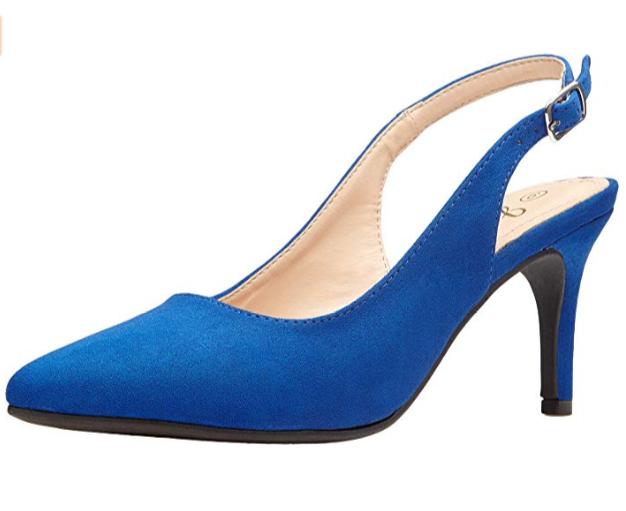 صنادل للنساء كعب عالي Womens Low Heels Heels Comfortable Dress Shoes For Women