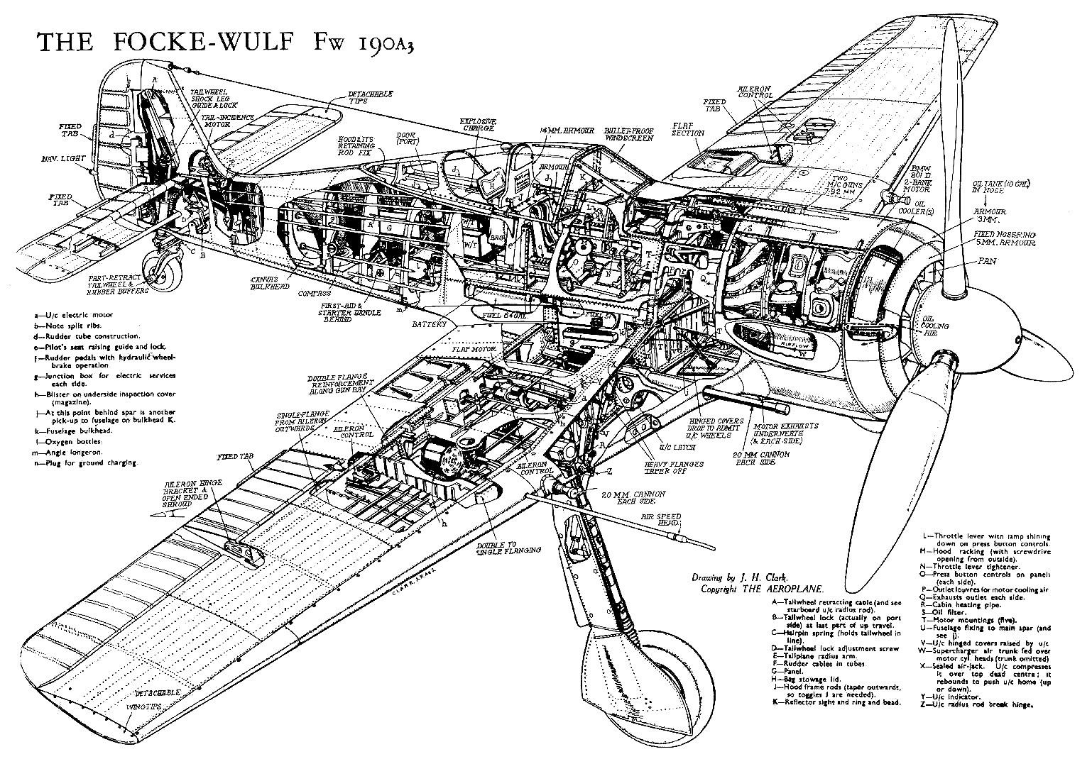 Image Result For Fw 190 Engine Diagram