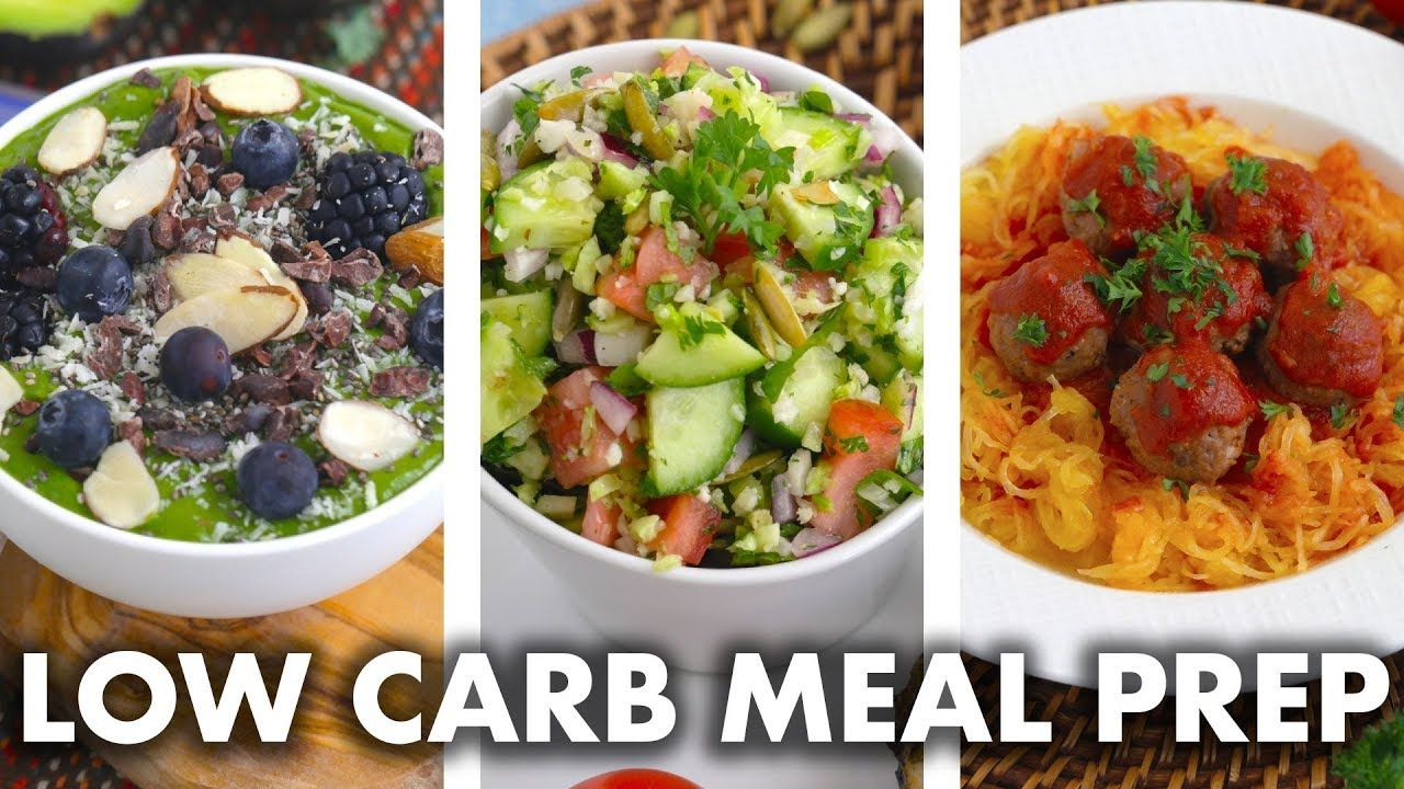 Low Carb Meal Prep Recipes for Breakfast, Lunch & Dinner! Smoothie Bowl, Meatballs & more! - Mind Over Munch | Healthy low carb recipes and keto recipes for an EASY healthy meal prep! …   meal prep recipes | low carb recipes | healthy meal prep | budget meal prep | weekly meal prep | tabbouleh | green smoothie low carb | low carb smoothie bowl | smoothie bowl recipe | sriracha meatballs | sriracha recipes | meatballs and spaghetti squash | meal prep lunch | low carb meal plan | keto meal…