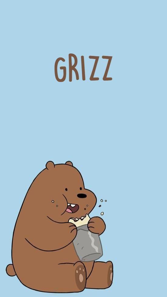 We Bare Bears | Grizz