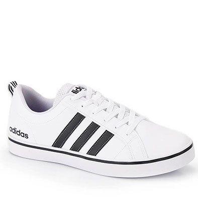 2d8e1526e7f Tênis Casual Masculino Adidas Pace Vs - Branco