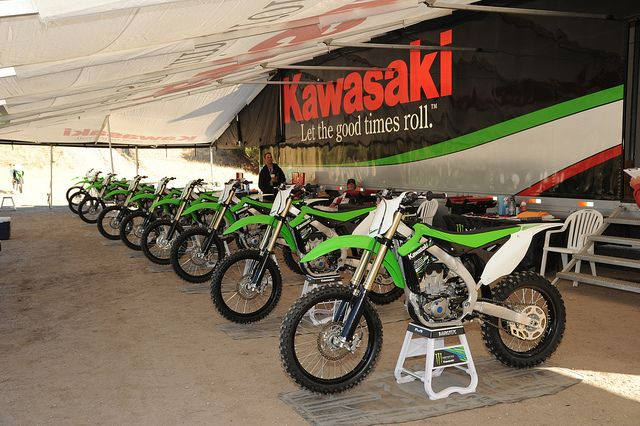 2013 Kawasaki Kx450f Press Intro Kx 250f Engine Oil Sae 10w 40
