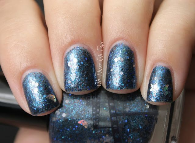 Classic Films Nail Lacquer They Live By Night