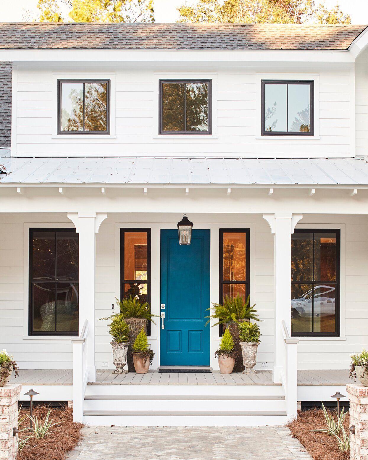 The 10 Best Paint Colors to Upgrade Your Front Door