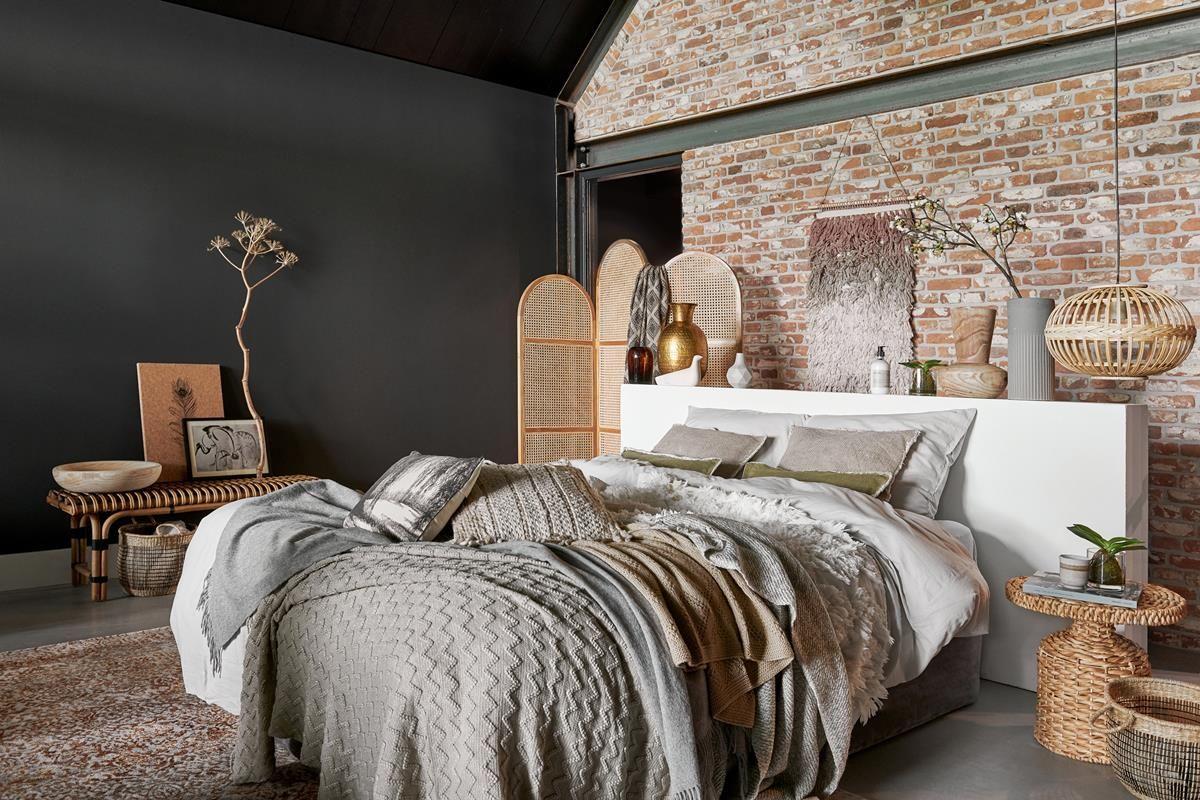 Winter slaapkamer
