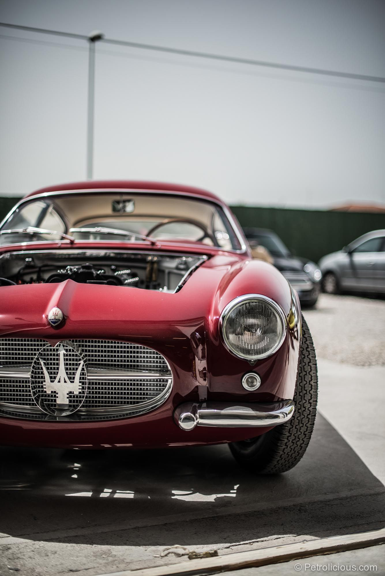 Painstaking Final Preparations On Classic Maserati For Villa D Este Maserati Classic Cars Super Cars