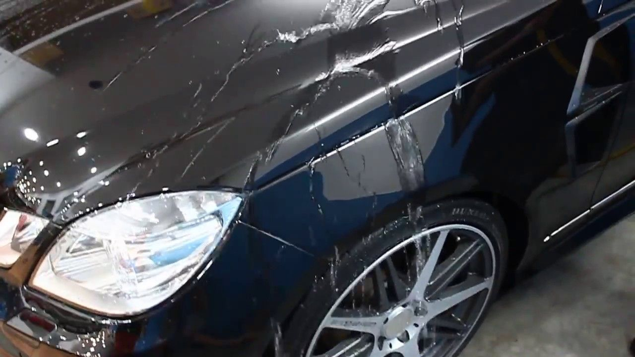 In order to save your car from accidental scratches, muds