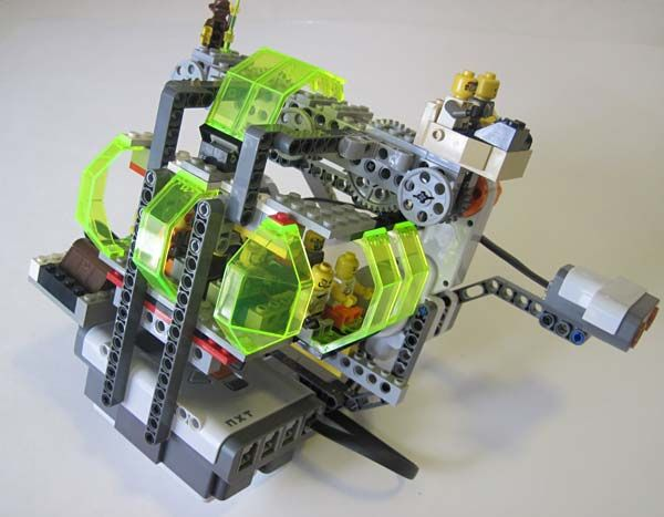 Climb Every Mountain With Your Own Lego 174 Cable Car Lego