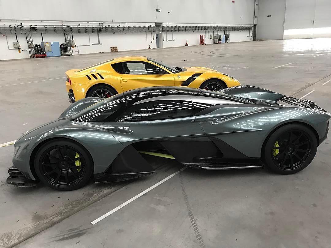 Aston Martin Nebula And Ferrari F12tdf Super Cars Lamborghini Concept Cars