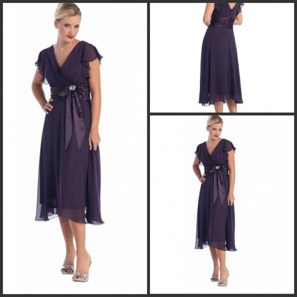 Mother of the bride beach dresses for weddings  Cheap tea length beach wedding dress Buy Quality dress shoes with