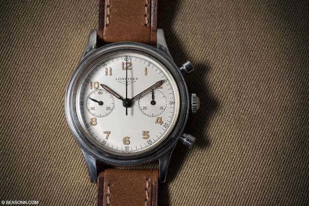 Longines Flyback Chronograph 6474-7