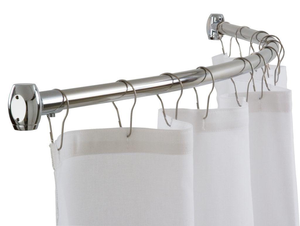 Bow Shower Curtain Rod | Shower Curtain | Pinterest | Shower ...