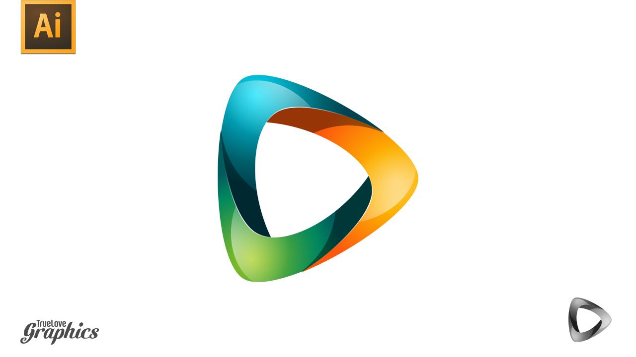 Colorful logo graphics tutorials pinterest adobe illustrator colorful logo graphics baditri Gallery