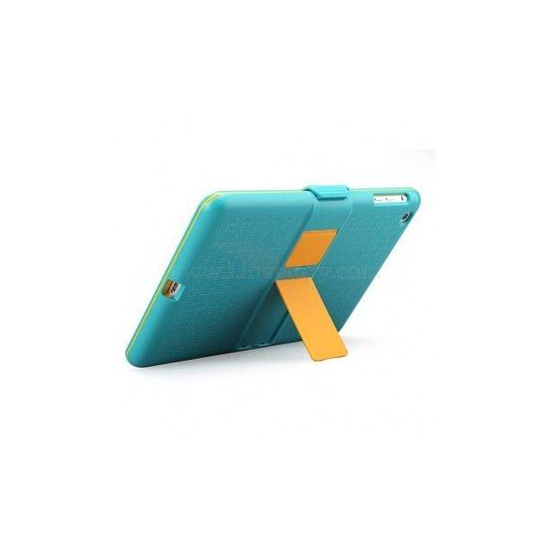 ROCK Texture Series Stand Case for iPad Mini - lineglory.com ($29) via Polyvore