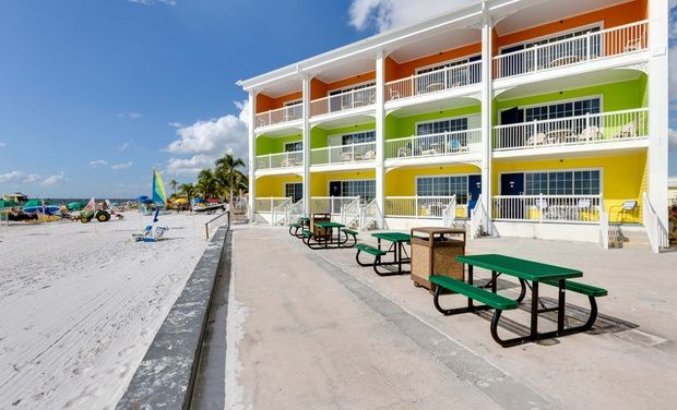 Pierview Hotel Suites Fort Myers Beach Fl Stay At