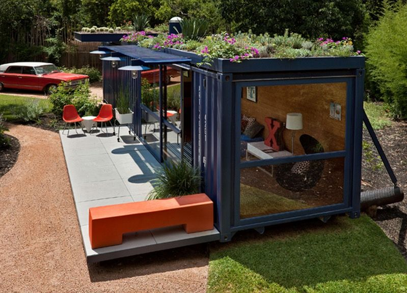Container Rooms 15 well-designed shipping container homes for life inside the box