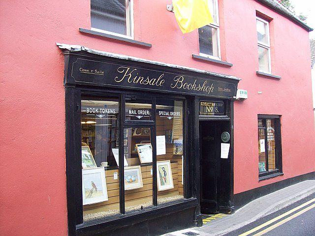 Kinsale bookshop, Kinsale, Ireland