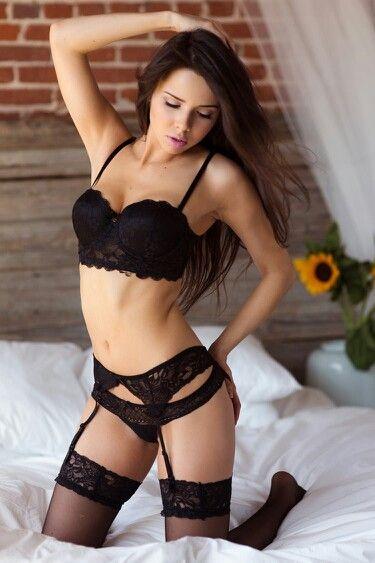 Lingerie Angelica black