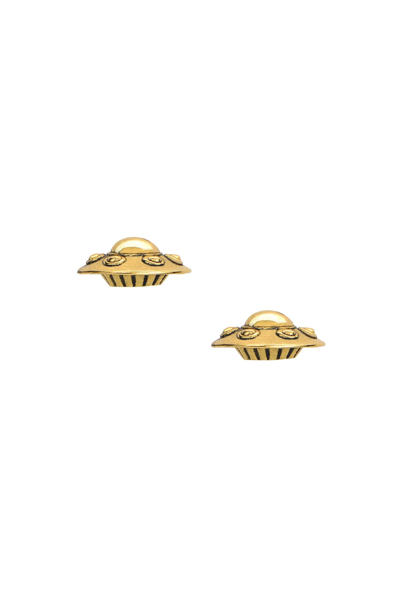 045d53d4f Spaceship Studs in 2019 | Little Rooms | Earrings, Cute earrings ...