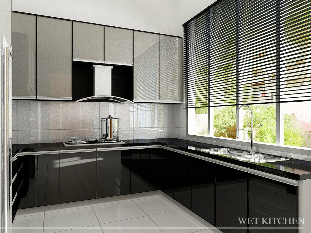 Kitchen Colours  Interiors  Pinterest  Colour And Kitchens Fascinating Wet Kitchen Design Design Inspiration