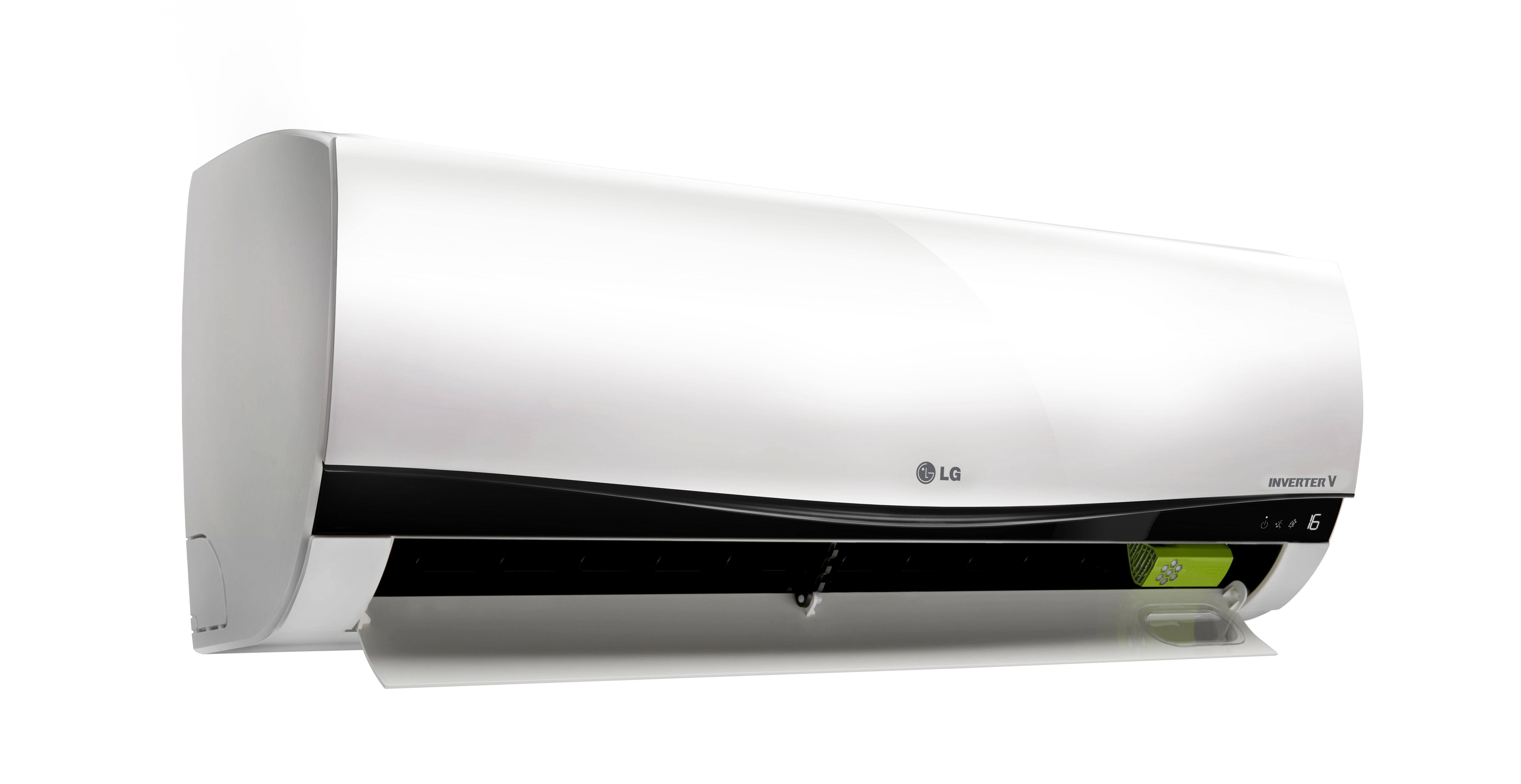 LG Inverter V Air Conditioner Air conditioner, Heating