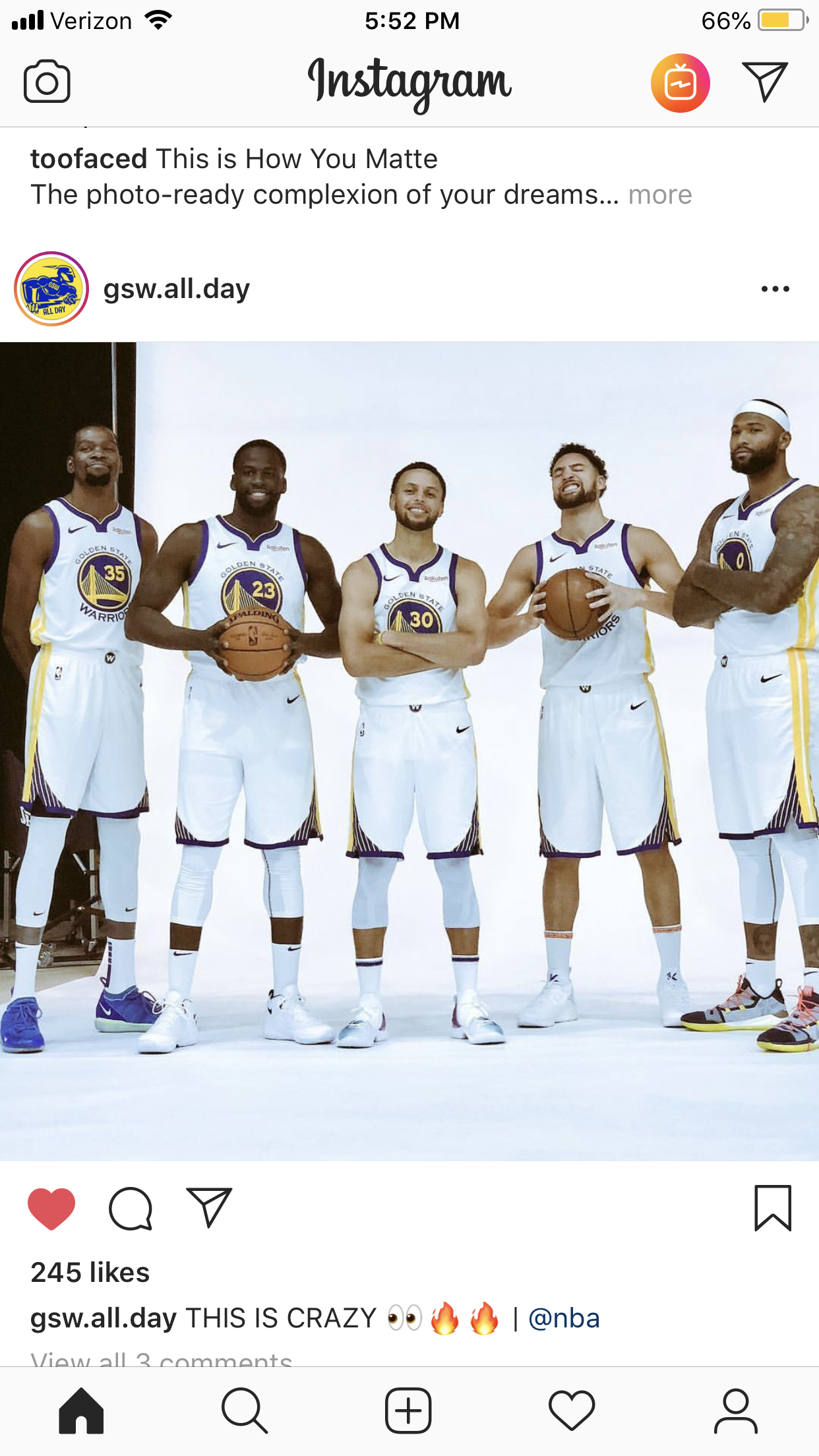 the best attitude 98de3 2f169 2018-2019 NBA Media Day with the defending Champion Golden State Warriors at  the Ratuken practice center in Oakland, CA.