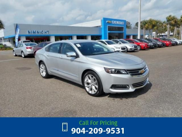 2015 Chevrolet Chevy Impala Ltz W 2lz Silver Call For Price Miles
