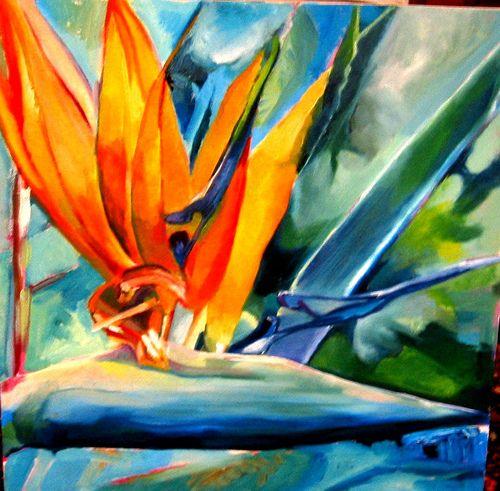 Bird of Paradise ~ Detoy, via Flickr