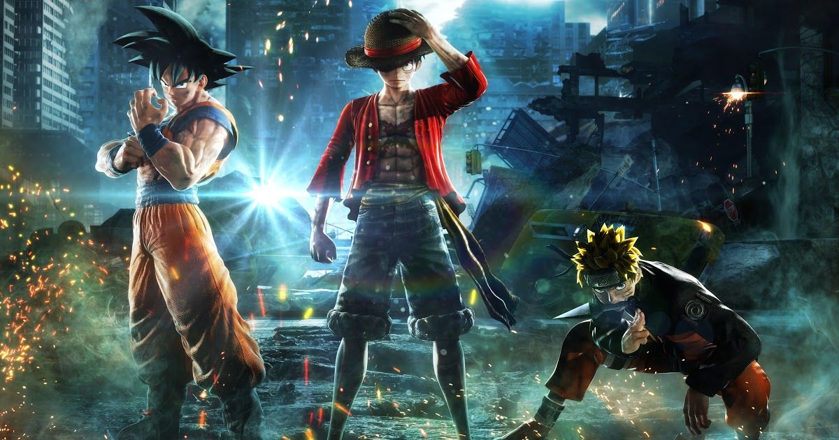 Ultra Hd High Resolution Naruto Wallpaper 7680x4320 Goku Monkey D Luffy Naruto Jump Force 8k 8k Hd 4k 35 Na Goku Wallpaper Naruto Wallpaper Anime Characters