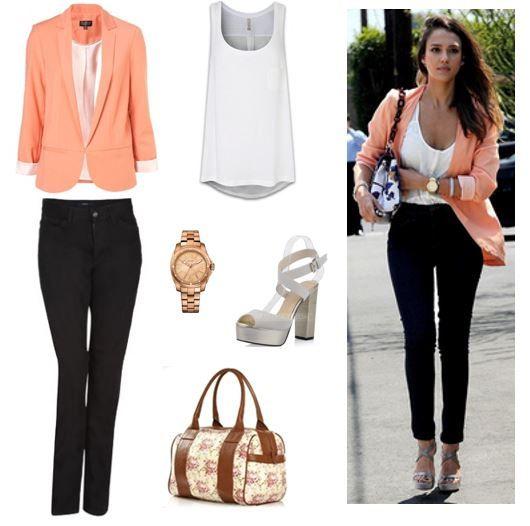 Looks de la calle y a la moda - Vestirte Bien http://vestirtebien.com/