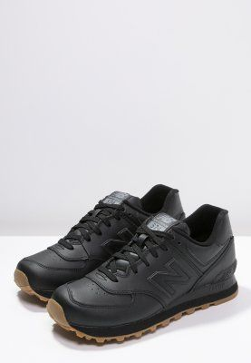 sale retailer eeb27 d5600 New Balance NB574 - Sneakers - black - Zalando.se