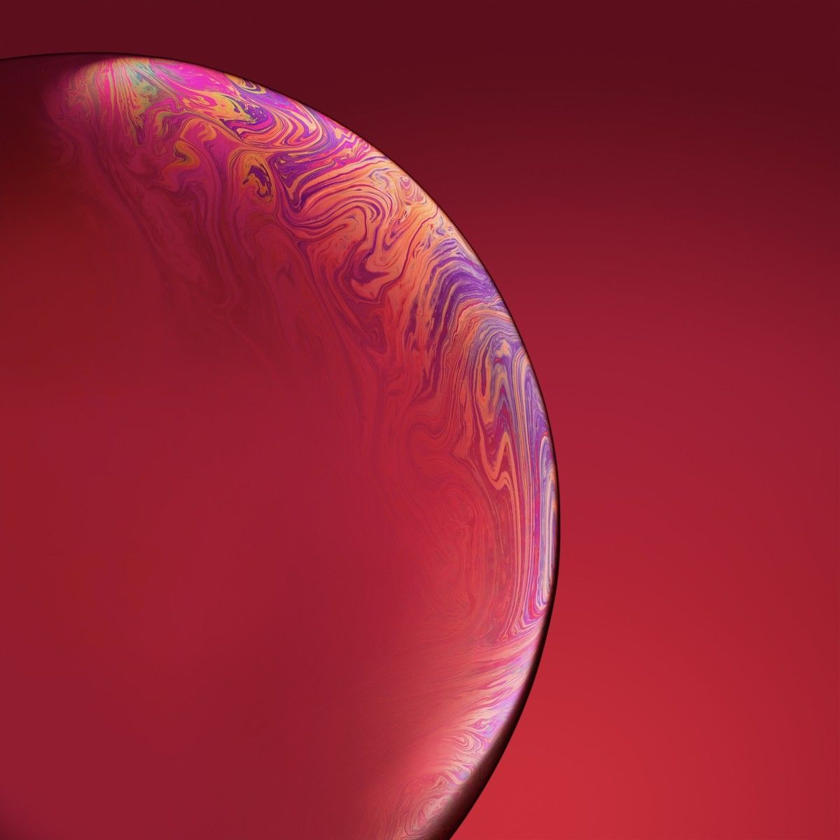 Download The All New Iphone Xr Bubble Wallpapers Here