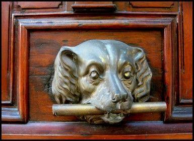 ...door handle...