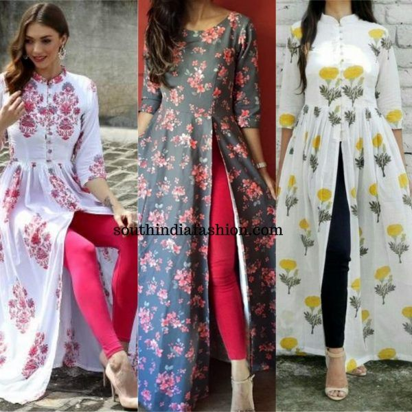 7f6700afc1a The Multi-Faceted Slit Kurtas Trend