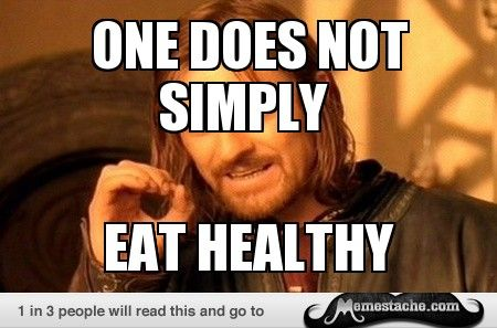 One Does Not Simply: ...